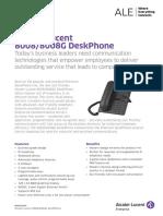8008-8008g-deskphone-datasheet-en