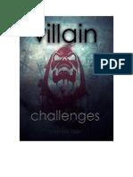 VillainChallenges