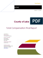 County of Lake Total Compensation Report FINAL