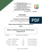 mémoire ETAP SUBSTATION 2.0 (2)