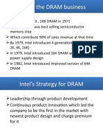 Intel in the DRAM Business