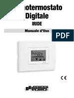 Manuale VE457800 Iride 230