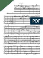 Arnold Quintet - Partitura y partes