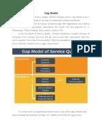 GAP Model.docx