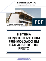 Sistema Construtivo Com Pré-Moldado Em São José Do Rio Preto