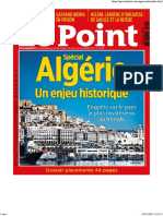 1 LE POINT ALGERIE NOV 2017