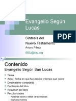 Evangelio de San Lucas - Analisis