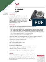 Avya telefoni serie 5400