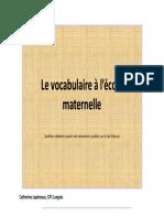 le_vocabulaire_a_ecole_maternelle