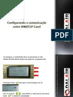 Manual de operação - Controlador Carel