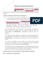 GESTÃO DE MIDIAS SOCIAIS - CONTRATO