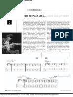 200501 Andy Ellis - How to Play Like John Lee Hooker