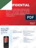 Nokia 208 RM-949, RM-956 schematics_v3.0