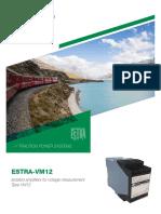 SG830925BEN_B02_Brochure_ESTRA-VM12_09-2018