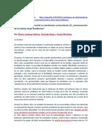 Ciper Chile Problemas de salud mental en estudiantes universitarios consecuencias de la (sobre) carga académica columna opinion