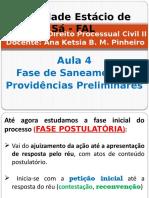 Direito Processual Civil II - aula 4.pptx