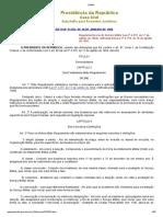 Regulamento da Lei do Serviço Militar - Decreto nr 57654 de 1966