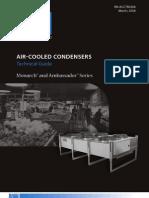 Condensor Calculation