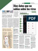 Diez Datos Que No Sabìas Sobre Los Virus