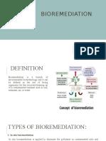 bioremediation ppt