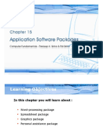 8.Application software packages