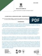 RESOLUCION DE DEPURACION DIRECCION DE COBRO.docx