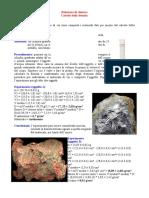 Relazione - calcolo della densità