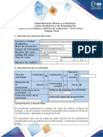 Guía de actividades y Rubrica de Evaluación - Post-tarea - Trabajo Final.docx