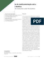 A REPRESENTAÇÃO DA MEDICAMENTAÇÃO SOB A PERSPECTIVA DA BIOÉTICA.pdf