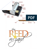Reed Wizard Insert