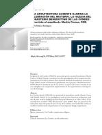 Dialnet-UnaArquitecturaAusenteIluminaLaCelebracionDelMiste-3867126