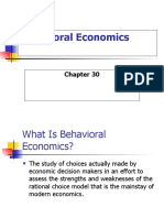 Varian_Chapter30_Behavioral_Economics.ppt