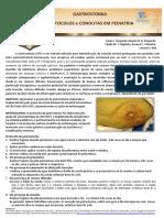 Gastrostomia Protocolos e Condutas Em Pediatria