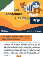 integridad academica y plagio