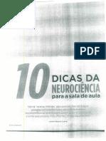 10 Dicas da Neurociência