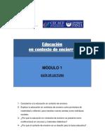 Guía de Lectura módulo 1