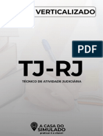 TJ-RJ - Técnico de Atividade Judiciária1 VERTICALIZADO WORD