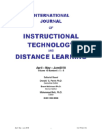 INSTRUCTIONAL TECHNOLOGY - TOIL article Lewis Liace