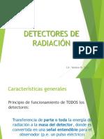 Presentación Detectores
