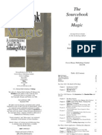 (eBook - NLP) Michael Hall - Source Book of Magic [a Bit Garb