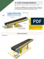 proyecto cinta transportadora taller 1Eso excelente con planos.pdf