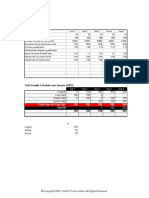 Comforttaxi Financials - Lagos - 100cars - July2013 - Model 4- My Plan.