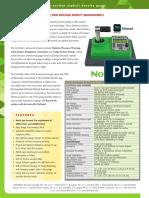 NoNuke Spec Sheet