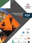 Construction Safety Partnership Plan 2008 -2010