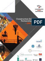 Construction Safety Partnership Plan 2008 -2010