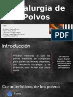 Metalurgia de Polvos.pptx