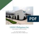 USHIO Philippines Inc
