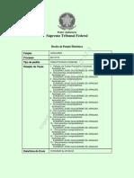 Tutela de Urgência - EC 95.2016 - COVID-19. (2)
