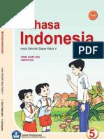 Bahasa Indonesia SD Kelas 5