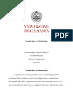 Neuropsicología de la Esquizofrenia (1)